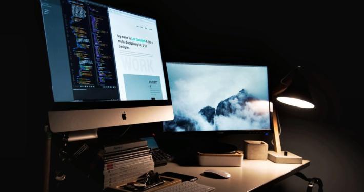 Apple web design