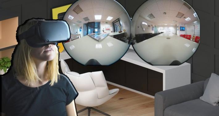 Anteprima che rappresenta la realtà virtuale