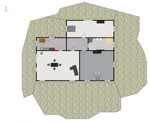 Foto rappresentativa di planimetria 2D