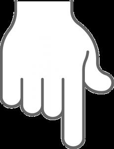 Logo per evidenziare un'azione oppure un contenuto